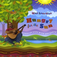 Matt Loosigian - Hungry for the Sun Album Cover