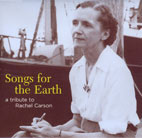 Songs for the Earth: A Tribute to Rachel Carson 2005 M.U.S.E. Album Cover