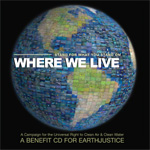 Where We Live CD cover